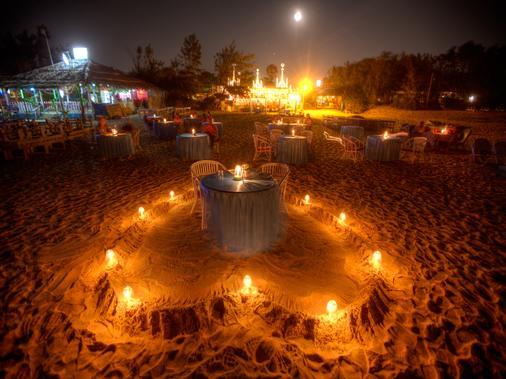 Estrela Do Mar Beach Resort - A Beach Property, Goa - Calangute - Beach