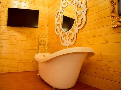 Estrela Do Mar Beach Resort - A Beach Property, Goa - Calangute - Bathroom