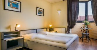 Hotel Thomas - בודפשט - חדר שינה