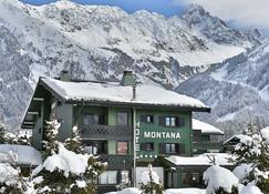 Hôtel Le Montana & Spa - Chamonix - Building