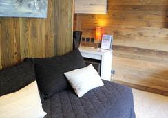 Hôtel Le Montana & Spa - Chamonix - Schlafzimmer