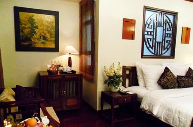 Golden Lotus Boutique Hotel - Hanoi - Bedroom