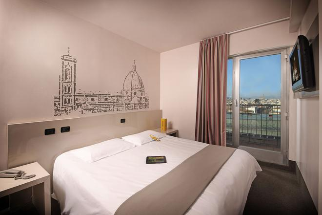 B&B Hotel Firenze City Center - Φλωρεντία - Κρεβατοκάμαρα