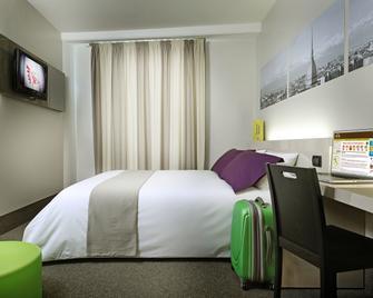 B&B Hotel Torino - Turijn - Slaapkamer