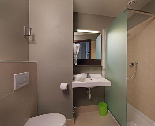 B&B Hotel Torino - Turin - Phòng tắm