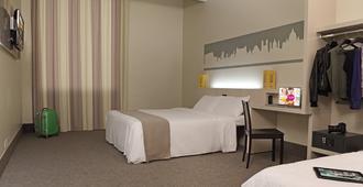 B&B Hotel Roma Trastevere - Rooma - Makuuhuone