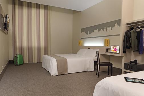 B&B Hotel Roma Trastevere - Rome - Phòng ngủ