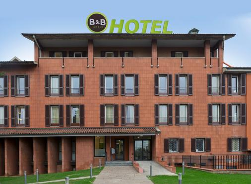 B&B Hotel Bergamo - Bergamo - Rakennus