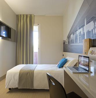 B&B Hotel Bergamo - Bergamo - Makuuhuone