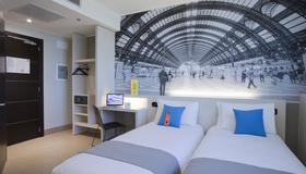 B&B Hotel Trieste - Trieste - Makuuhuone