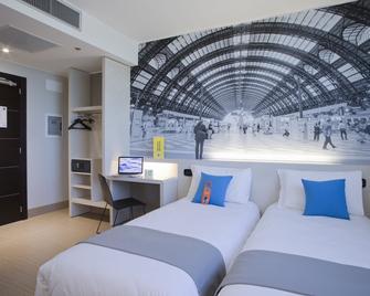 B&B Hotel Trieste - Trieste - Camera da letto