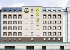 B&B Hotel Milano - Monza - Monza - Building