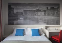 B&B Hotel Milano - Monza - Monza - Bedroom