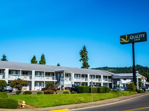 Quality Inn Cottage Grove - Eugene South - Cottage Grove - Gebäude