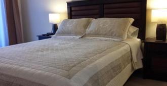 Hotel Smart Apart Bellas Artes - Santiago - Bedroom