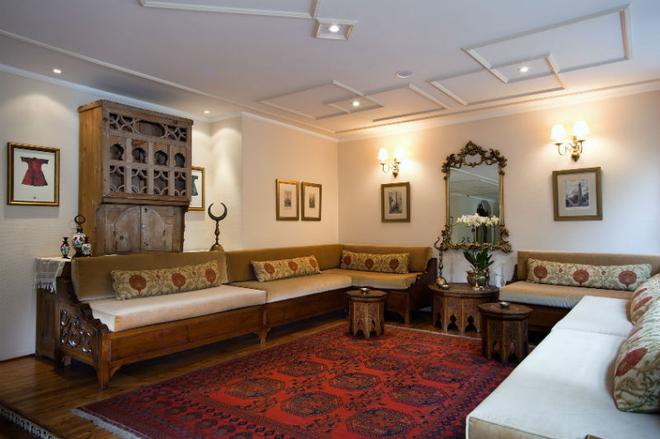 Hotel Sari Konak - Κωνσταντινούπολη - Σαλόνι
