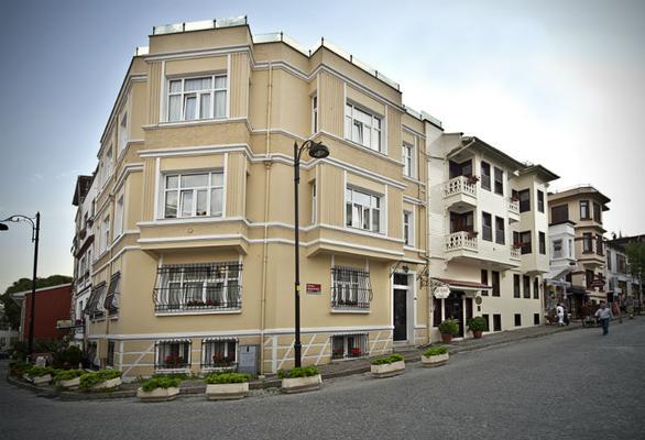 Hotel Sari Konak - Κωνσταντινούπολη - Κτίριο
