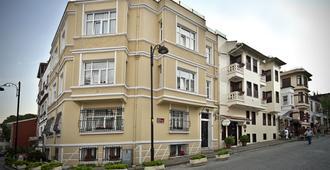 薩里科納克酒店 - 伊斯坦堡 - 伊斯坦堡 - 建築