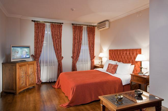 Hotel Sari Konak - Κωνσταντινούπολη - Κρεβατοκάμαρα