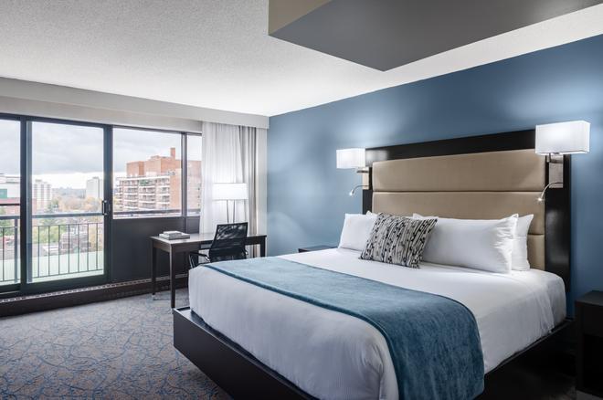 渥太大使套房酒店 - 渥太華 - 渥太華 - 臥室