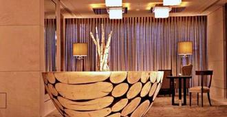 Intercontinental Hotels Geneve - Geneva - Lobby