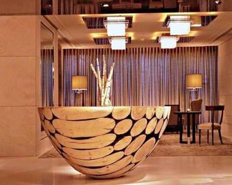 Intercontinental Hotels Geneve - Geneva - Lobby