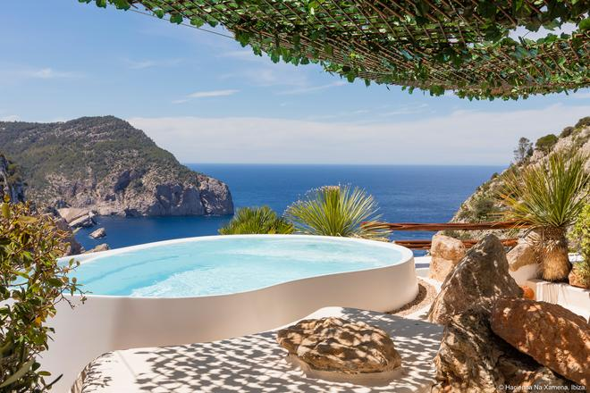 Hacienda Na Xamena, Ibiza - Ibiza - Balcony