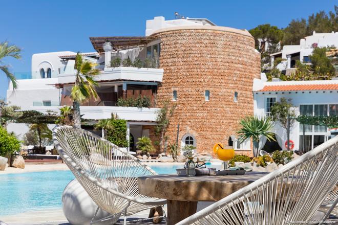 Hacienda Na Xamena, Ibiza - Ibiza - Bar