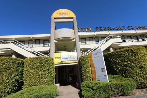 利摩日北頂級酒店 - 里摩 - 里摩日 - 建築