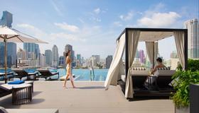 Bangkok Marriott Hotel The Surawongse - Bangkok - Havuz