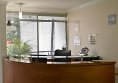 Casa Pórtico - Medellín - Front desk