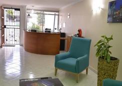 Casa Pórtico - Medellín - Lobby