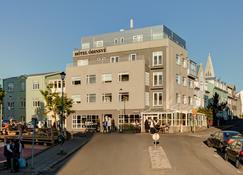Hotel Odinsve - Reiquiavique - Edifício