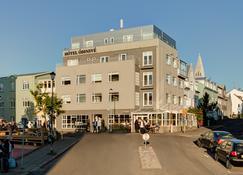 Hotel Odinsve - Reykjavik - Bangunan