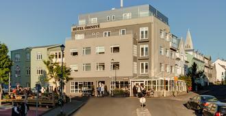 Hotel Odinsve - เรคยาวิก - อาคาร