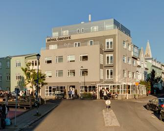 Hotel Odinsve - Reykjavík - Gebäude