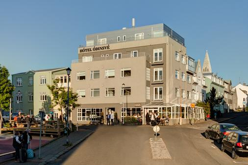 Hotel Odinsve - Ρέυκιαβικ - Κτίριο