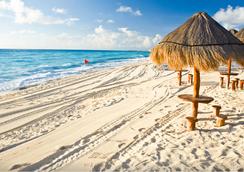 坎昆伊貝羅斯塔式酒店 - 坎昆 - 坎昆 - 海灘