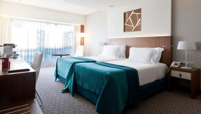 Epic Sana Lisboa Hotel - Lissabon - Makuuhuone