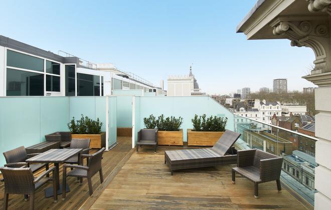 Hilton London Paddington - Лондон - Балкон