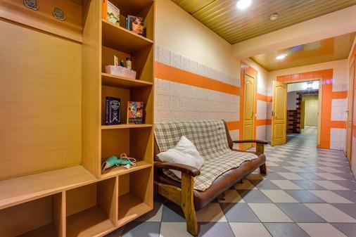 Hostel Kvartal - Saint Petersburg - Hallway