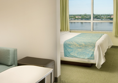 SpringHill Suites by Marriott Miami Airport South - Miami - Phòng ngủ