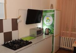 Greenhostel Chelyabinsk - Chelyabinsk - Kitchen