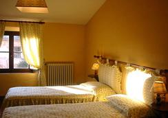 西恩納托斯卡納別墅酒店 - 錫耶納 - 錫耶納 - 臥室