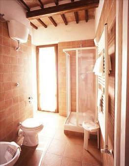 西恩納托斯卡納別墅酒店 - 錫耶納 - 錫耶納 - 浴室