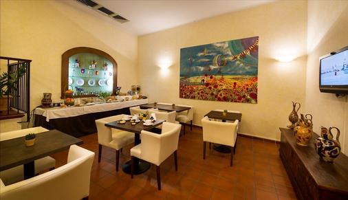 西恩納托斯卡納別墅酒店 - 錫耶納 - 錫耶納 - 餐廳