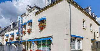 The Originals Boutique, Hôtel Chaptal, Amboise (Inter-Hotel) - Amboise - Gebäude