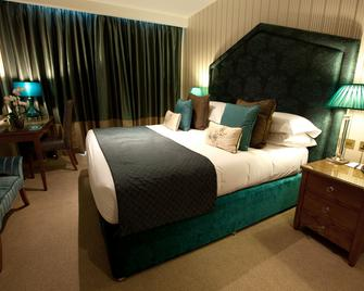 The Oxfordshire Golf Hotel And Spa - Thame - Schlafzimmer