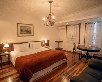 拉傑斯太陽酒店 - 歐魯普雷圖 - Ouro Preto/黑金城 - 臥室