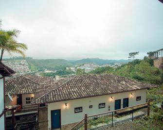 Hotel Solar Das Lajes - Ouro Preto - Außenansicht